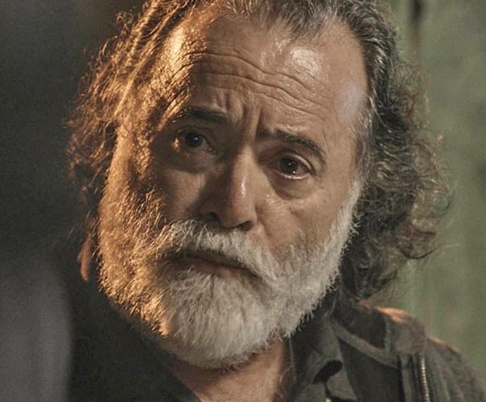 Zé Maria conta a verdade para Juliano (Foto: TV Globo)