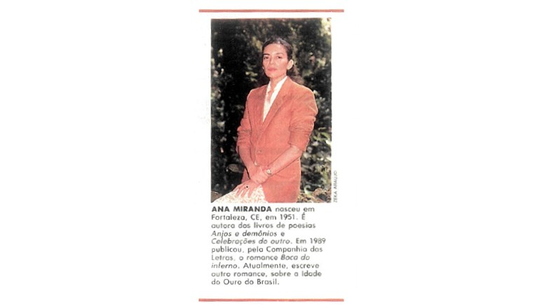Ana Miranda (Foto: Reprodução)