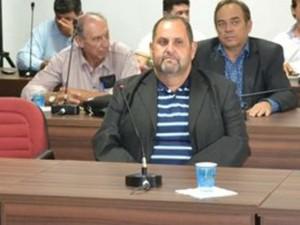Vereador Marcos Antônio Rodrigues de Patos de Minas (Foto: Câmara Municipal de Patos de Minas/Divulgação)