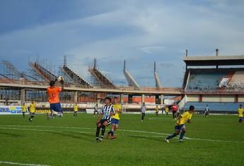 São Raimundo e São Francisco. Rivalidade dentro e fora das quatro linhas (Foto: Weldon Luciano/GloboEsporte.com)