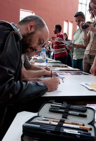 Gibicon #1 (Foto: Divulgação/ Gibicon)