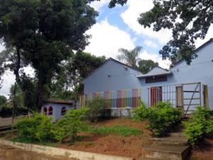 Missão Maria de Nazaré campanha reforma Comunidade Terapêutica Feminina casa de recuperação;meninas (Foto: Matheus Dias/Arquivo pessoal)
