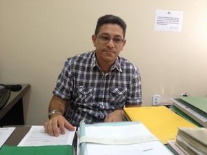 Promotor de Justiça Afonso Guimarães vê andamento de processo com preocupação (Foto: Abinoan Santiago/G1)