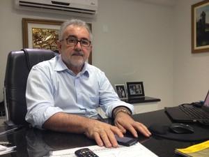 Antônio Feijão, CEO da Amazon Global (Foto: Abinoan Santiago/G1)