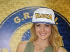 Amy Purdy será musa do carnaval carioca pela Unidos da Tijuca