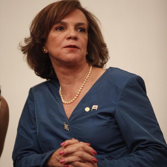 A ex-deputada Fátima Pelaes (Foto: Divulgação PMDB)
