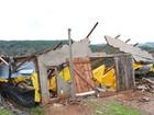 Chega a 67 o número de cidades do Paraná atingidas pelas chuvas