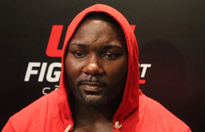 Anthony Johnson UFC (Foto: Marcelo Barone)