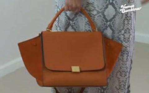 Como combinar uma bolsa laranja com diversos looks
