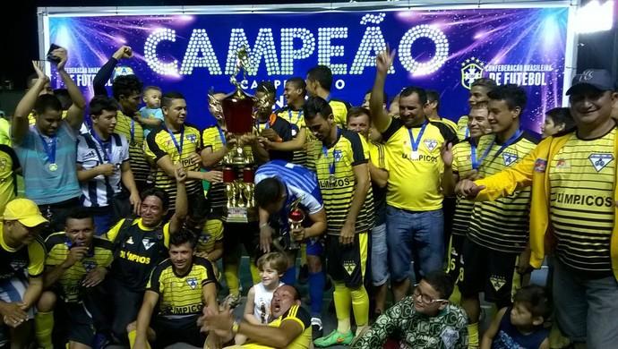 Futebol; Amapá (Foto: Divulgação/FAF)