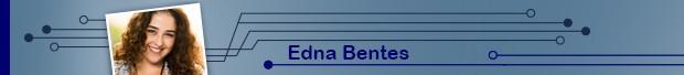 Header Edna Bentes (Foto: Fato na Rede)