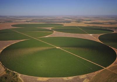 agricultura_plantacao_irrigacao (Foto: Editora Globo)