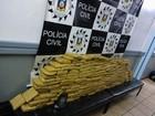 Traficantes são presos com 150 kg de maconha na Região Noroeste do RS