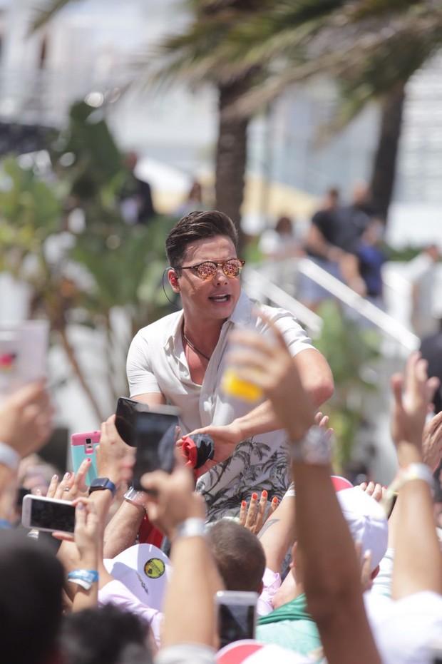 Wesley Safadão (Foto:  Leo Mayrinck/Divulgação)