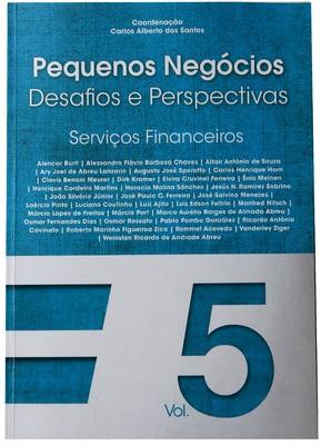 o 5º volume da publicação traz artigos de 32 especialistas em mercado financeiro (Foto: Rodrigo de Oliveira/Reprodução)