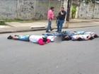 Polícia faz ação contra maior quadrilha de roubos de celulares do país