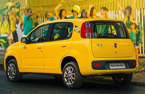 Fiat Uno Rua (Foto: Divulgação)