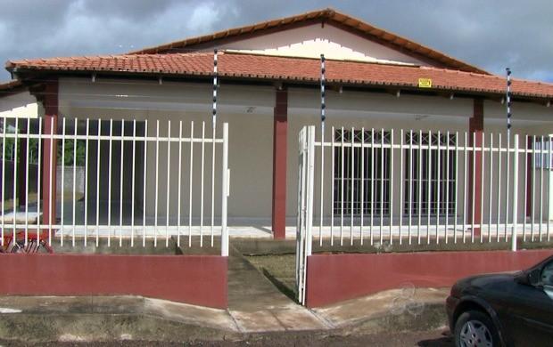 Residência Universitária está fase de acabamento (Foto: Bom Dia Amazônia)