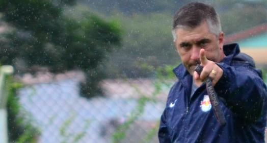 pressão (Danilo Sardinha/GloboEsporte.com)