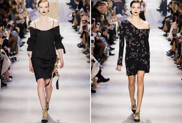 Christian Dior - Inverno 2016-2017 (Foto: Imaxtree)