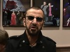 Ringo Starr canta parabns para Paul McCartney em vdeo; assista