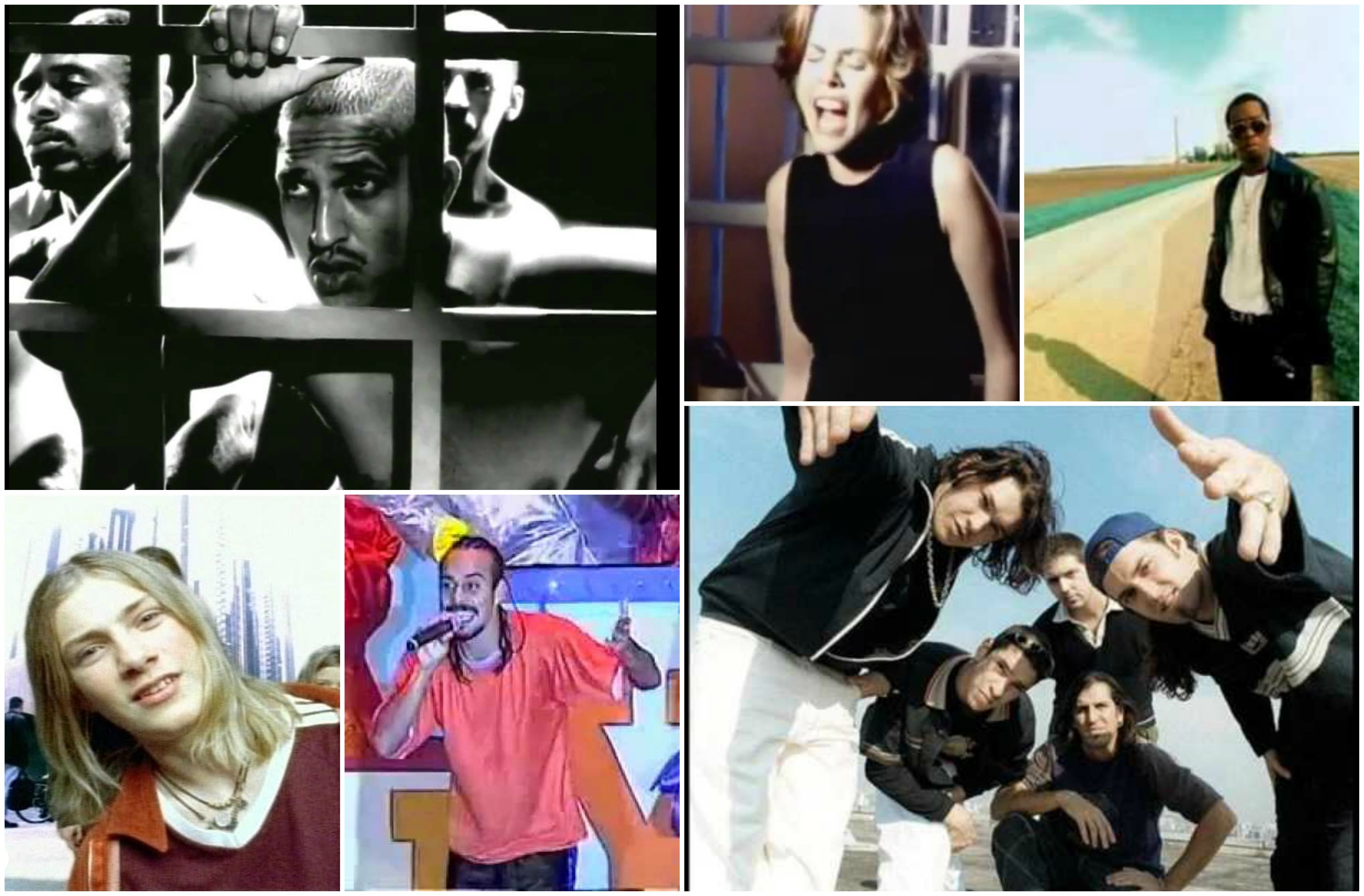 1997 foi um ano de muitos hits, aqui e fora (Foto: Reproduo/YouTube)
