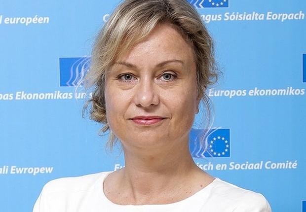 Catelijne Muller é do comitê de economia e sociedade da União Europeia (Foto: Divulgação)