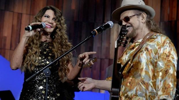 Show da Elba Ramalho e Geraldo Azevedo (Foto: divulgao)