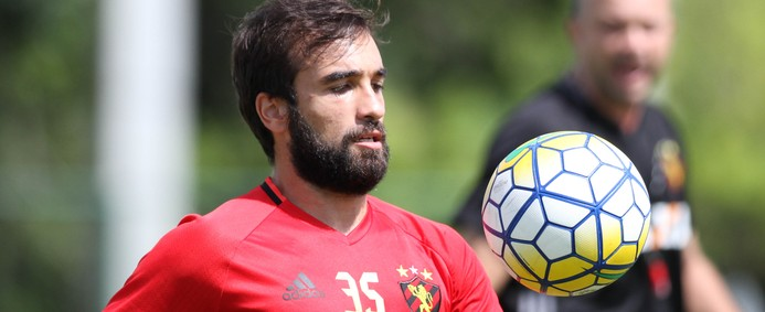 Gabriel Xavier Sport (Foto: Aldo Carneiro/Pernambuco Press)