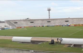 Bota-PB define preços de ingressos para jogo contra o Sport no Almeidão