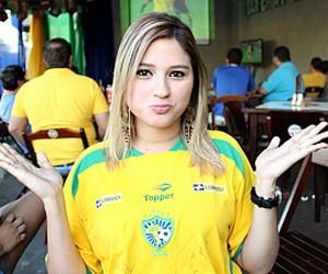 Ana Beatriz Belém fala sobre a derrota do Brasil na Copa