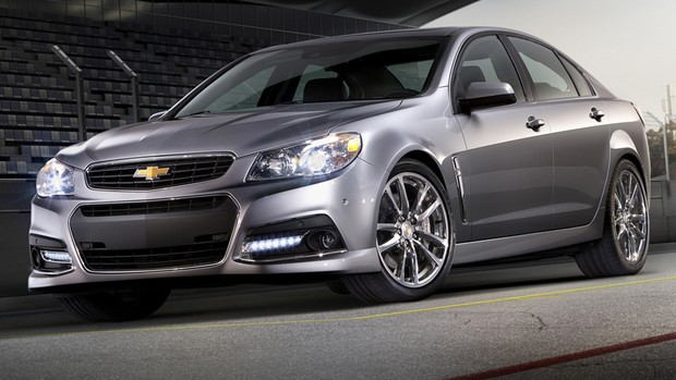 Galeria de fotos do Chevrolet SS