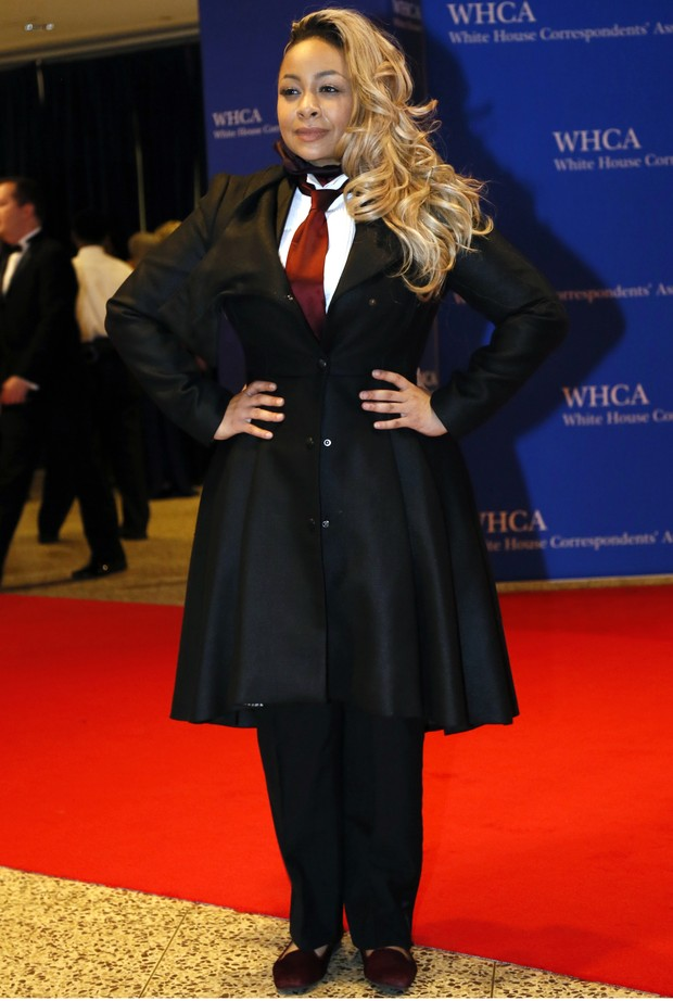 White House Correspondent's Dinner - Raven Simone (Foto: Getty Images)