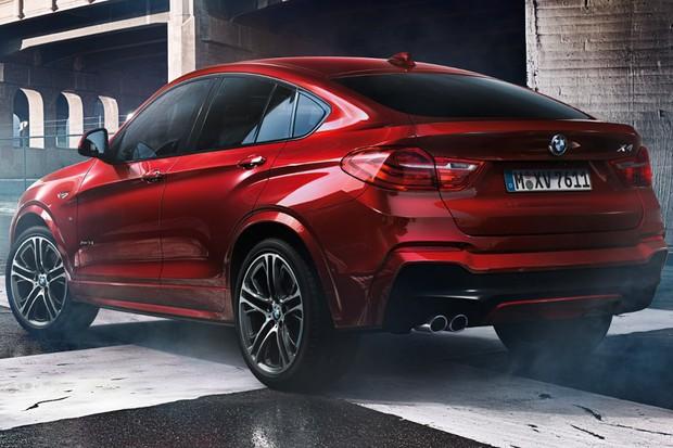 BMW X4 (Foto: BMW)