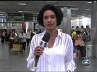 Caio de Silva Souza chega ao Rio de Janeiro ainda na manhã de quarta (12)