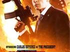 Charlie Sheen aparece como Carlos Estevez em pôster de 'Machete mata'