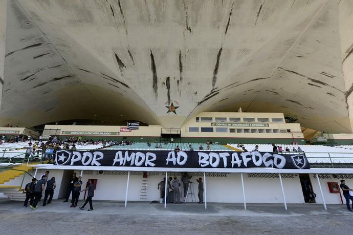 Arena Botafogo (Foto: André Durão)