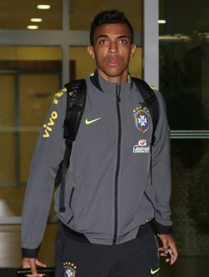 Seleção Brasileira Viena Luiz Gustavo (Foto: Rafael Ribeiro / CBF)