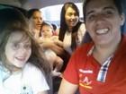 Casal de Foz do Iguaçu e três filhas morrem em acidente no Ceará