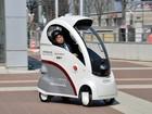 Hitachi cria robô para o transporte individual de pessoas