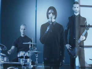 Cena do clipe de 'Too many friends', do Placebo (Foto: Divulgação)