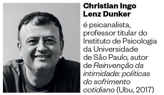 Christian Ingo Lenz Dunker (Foto: Época)