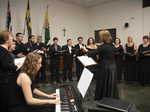 Grupos de canto coral se apresentarão na Câmara da cidade (Foto: Divulgação/ Prefeitura Boituva)