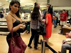 Mulher Melão ostenta bolsa de quase R$ 13 mil: 'Invejosas dirão que é falsa'