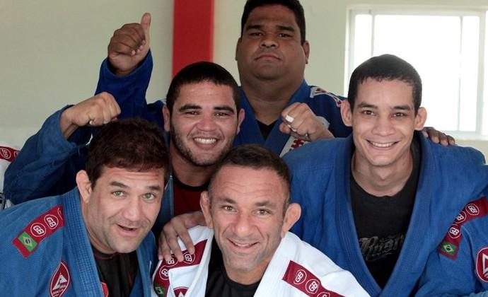Bruno Ramos - jiu-jitsu (Foto: Ivanizio Ramos/Divulgação)