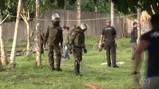 Mil homens das Forças Armadas vão reforçar a segurança nos presídios