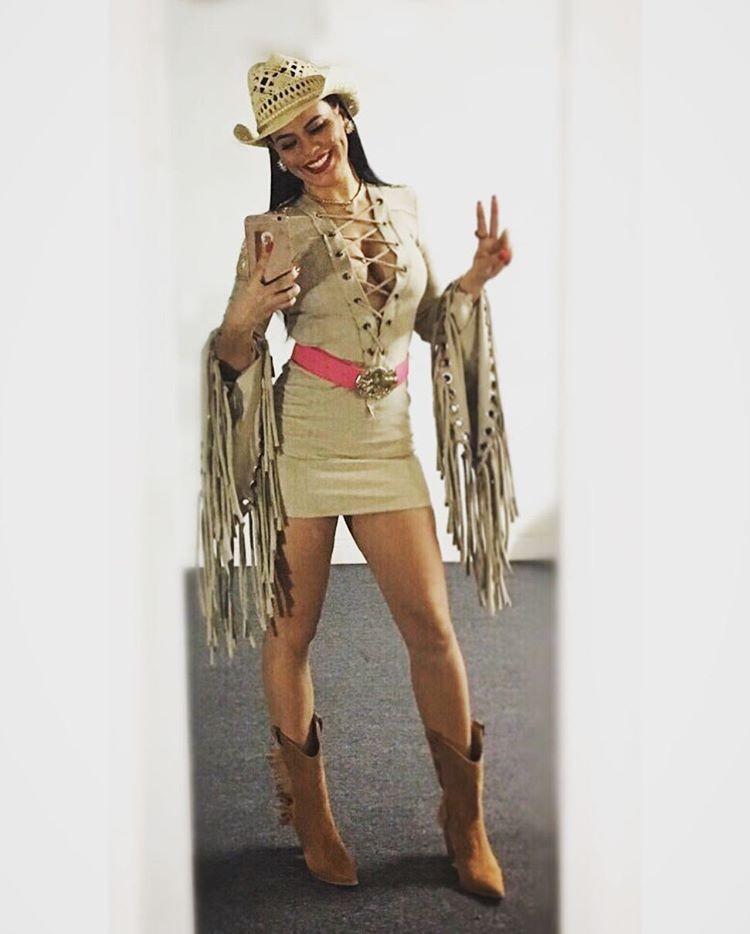 Letícia Lima (Foto: Instagram / Reprodução)