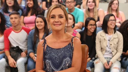 Adriana Esteves relembra novela com o marido, Vladimir Brichta: 'Era um ator lindo e maravilhoso'