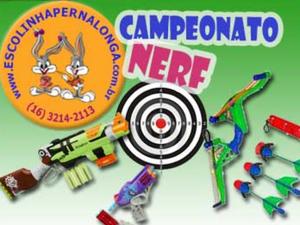 Escola quer promover campeonato de tiro ao alvo com pais e alunos em Araraquara (Foto: Reprodução/Facebook)