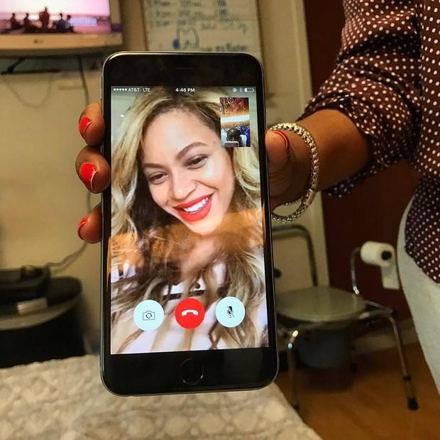 Beyonce (Foto: Reprodução / Instagram)